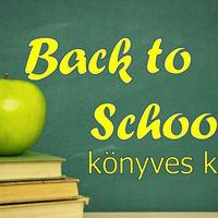 Back to school könyves kihívás