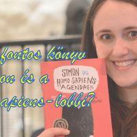 7 dolog, amiért a Simon és a homo sapiens-lobbi fontos könyv