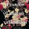 Alternatív fülszöveg: Sara Collins: Frannie Langton vallomásai