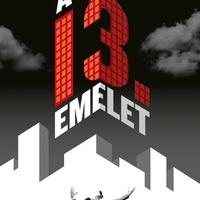 Alternatív fülszöveg: Szerencsés Dániel: A 13 emelet