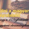 Kirepülni a magyar alapszakról!