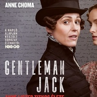 Alternatív fülszöveg: Anne Choma: Gentleman Jack