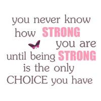 Legyél erős!
