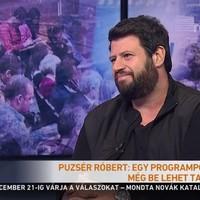A Puzsér-show