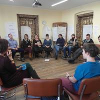 Közösségszervezőink Katowicében