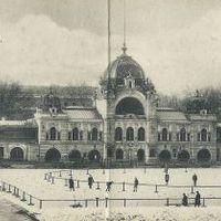 VILÁGRASZÓLÓ JÉGÜNNEPÉLY A VÁROSLIGETBEN 1909-BEN