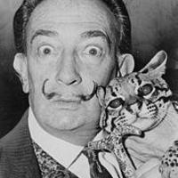 Salvador Dalí születésnapjára<br>Így emlékezünk rá az Emléklapján