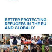 ENSZ javaslat a menekültek hatékonyabb védelméért az unióban és globálisan