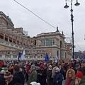Nagy Blanka, NoÁr, Törley Kata: kik voltak még a budapesti tüntetésen?