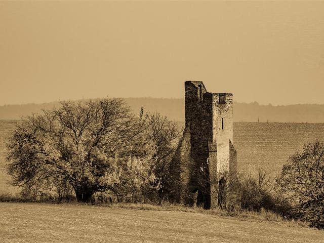 Magányos torony