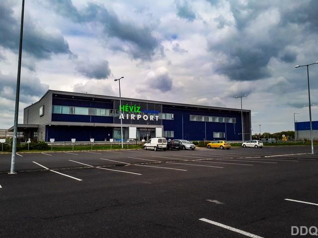 A szellemváros repülőtere,a Hévíz-Balaton nemzetközi repülőtér