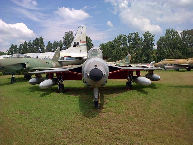 Szolnok, repülőgép múzeum