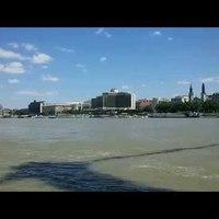 Time - Lapse videó , Duna, Budapest