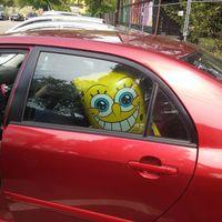 Amikor SpongyaBob útra kel-