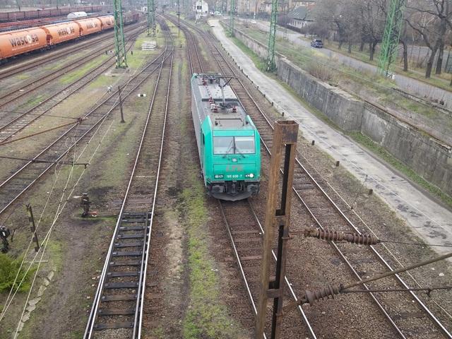 Ferencvárosi mozdonymustra