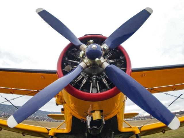 A repülő Colt - An-2