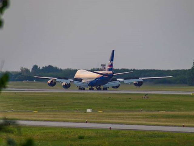 #B 747 cargo