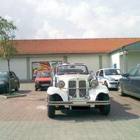 Lidl parkolóban