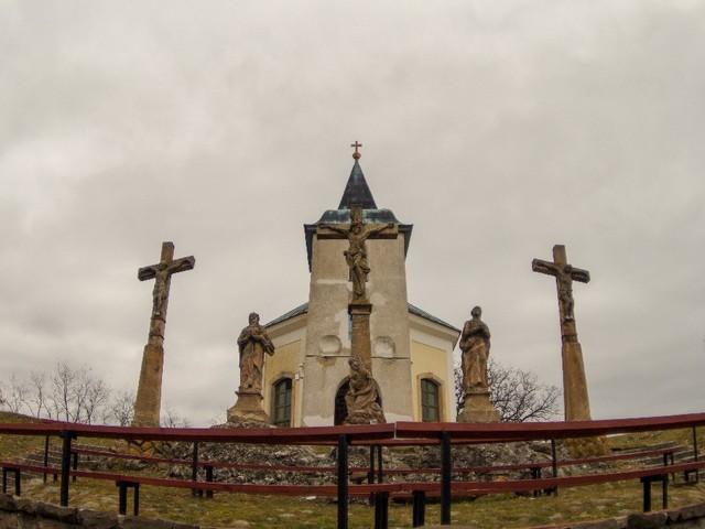 Három helyszín, három kápolna