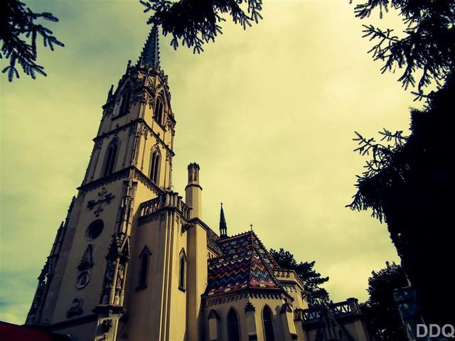 A déli határszél gyöngyszeme, a Szent Anna-templom
