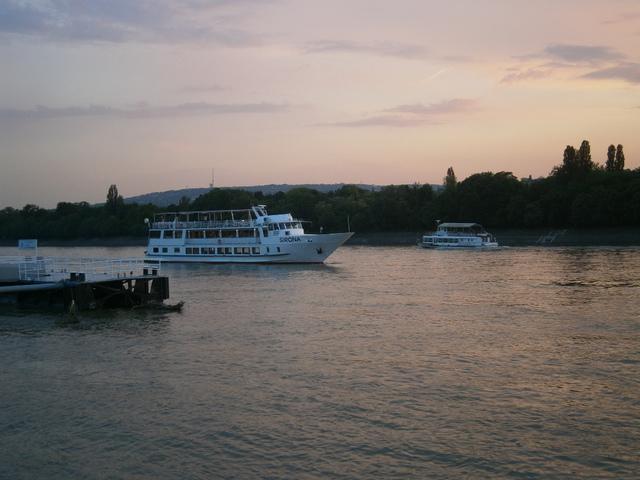 Kedvenc Budapesti hajóm