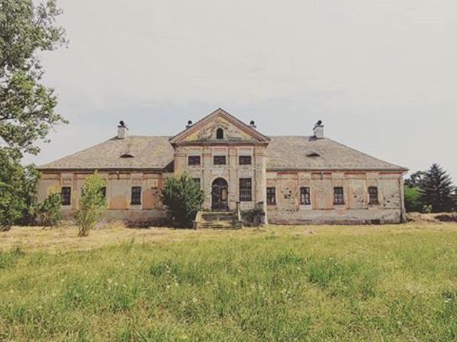 Elhagyott kastély