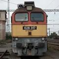 Vasúti mozaik IV. - Szergej soroló