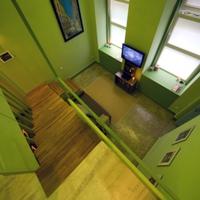 Menő budapesti lakások: Két élhető lakás ötven négyzetméteren