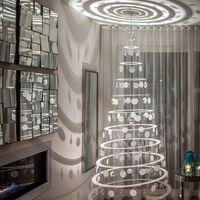 Ha már unod a klasszikusokat: alternatív karácsonyfák a menő lakásodba