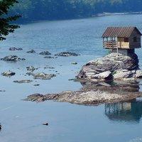 Házak, amiket nem lehetne közelebb építeni a természethez