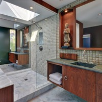 Hatásos belépők, avagy menő zuhanyzók nyomában