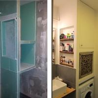 Kiaknázatlan lehetőségek az otthonunkban - A mosógép feletti tér