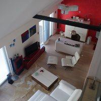 Menő budapesti lakások: többszintes modern palota a belvárosban