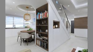 Mi történik a lakásoddal, ha papírvékony lépcsőket építesz bele?