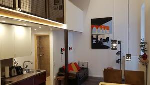 Dobogó a lakásban: amikor nagy a belmagasság, de galériának kevés