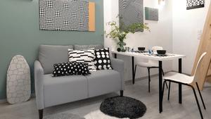 Így lehet egy nagy lakásból öt csodás apartmant varázsolni