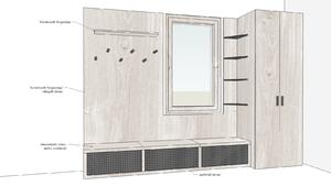 Egyedi bútor a gardróbszekrényen túl ‒ amit a rendelésre készített bútorokról tudni kell
