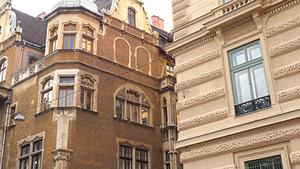 Budapest legszebb lépcsőházai - Puskin utca 19.