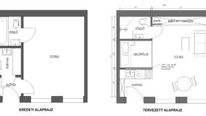 Hogyan használjuk ki a teret 28 négyzetméteren? - Kipofozzuk 2.