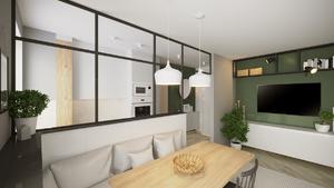 Hogyan lehet jól berendezni egy lakóparkos lakást? - 1. rész