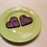 Valentin napi csokoládés szív