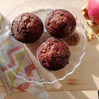 Cukormentes csokis muffin