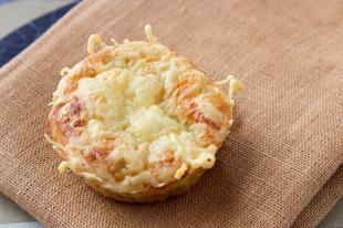 Sonkás muffin gluténmentesen