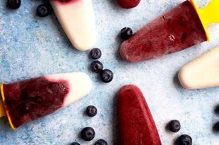 Gyümölcsfagyi, avagy popsicles házilag