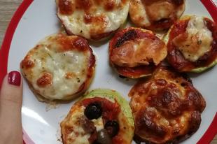 Tökös pizza