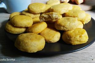 Gluténmentes krumplis pogácsa