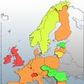 A véralkoholszint küszöbértékei az EU-ban