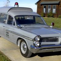 Aukción JFK mentőautója