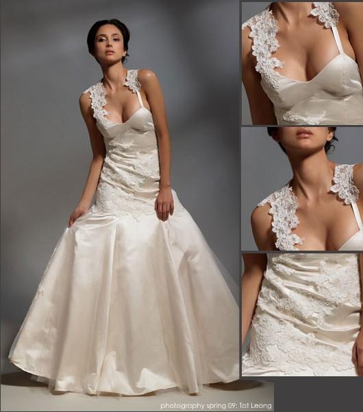 eb5b5c180e Stílusos menyasszony - Menyasszonyi ruha