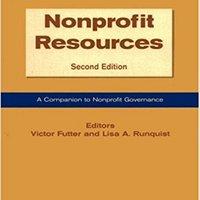 ((DOCX)) Nonprofit Resources: A Companion To Nonprofit Governance. Defensor Connect would masacres famous